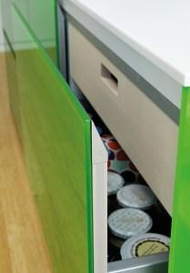 quels mat riaux de fa ades de cuisines choisir. Black Bedroom Furniture Sets. Home Design Ideas