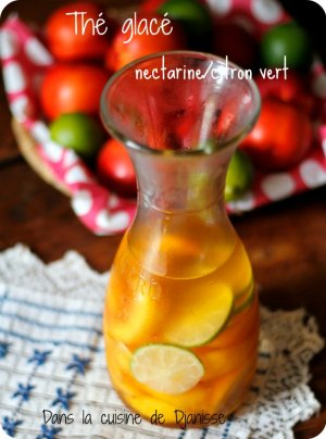 Vegan Ice Tea
