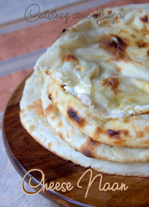 Aperitif Dinatoire Oriental Cheese Naan Ou Naans Au Fromage | Recettes Faciles
