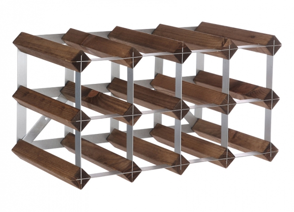 Range Bouteille Traditionnal Wine Rack Co Casier à Bouteilles Cuisin 39 Store