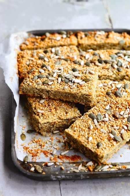 régime alcalin- biscuit aux céréales p 152
