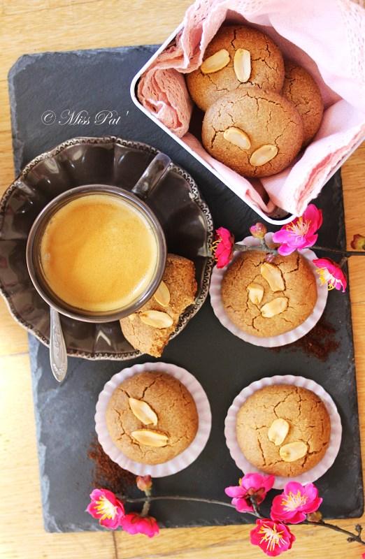 Café gourmand cacahuètes