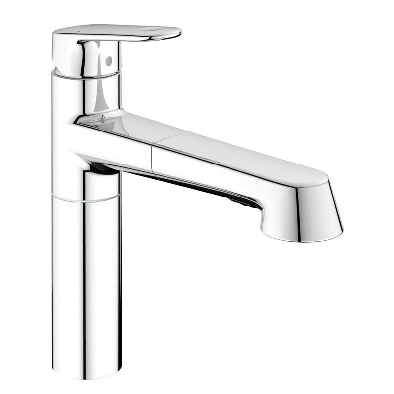 Mitigeur Grohe Evier Lot Evier Granit Noir Schock Element 2 Bacs Mitigeur Grohe Crbmd115