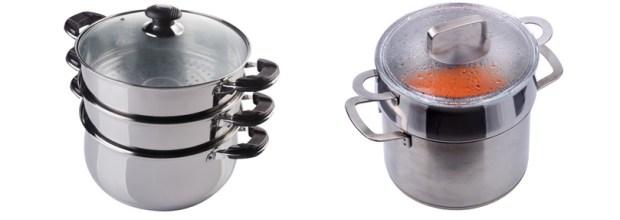 choisir son cuit-vapeur : couscoussier