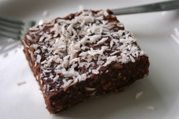 brownie Paléo