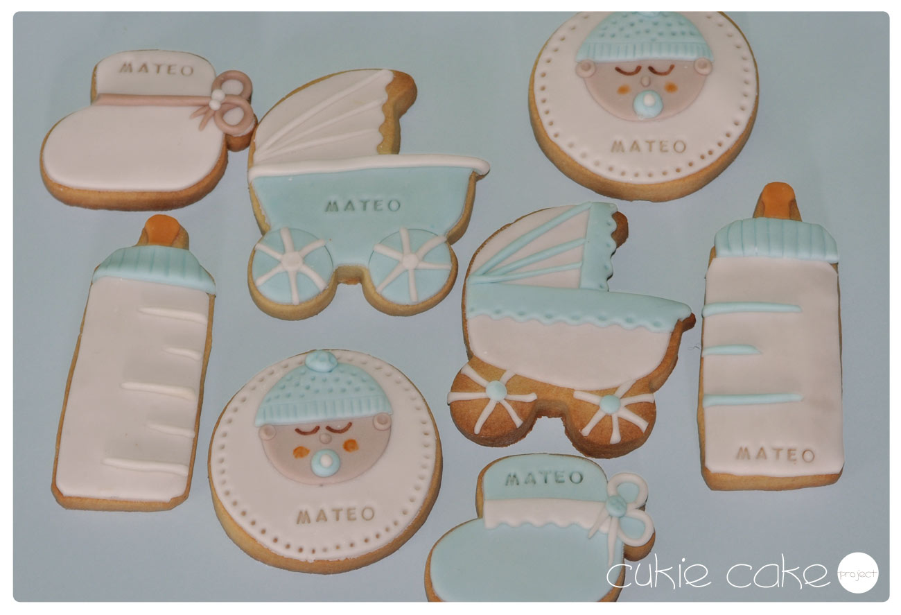 Galletas Decoradas Niños Galletas Decoradas Bebe Cukie Project Galletas Para