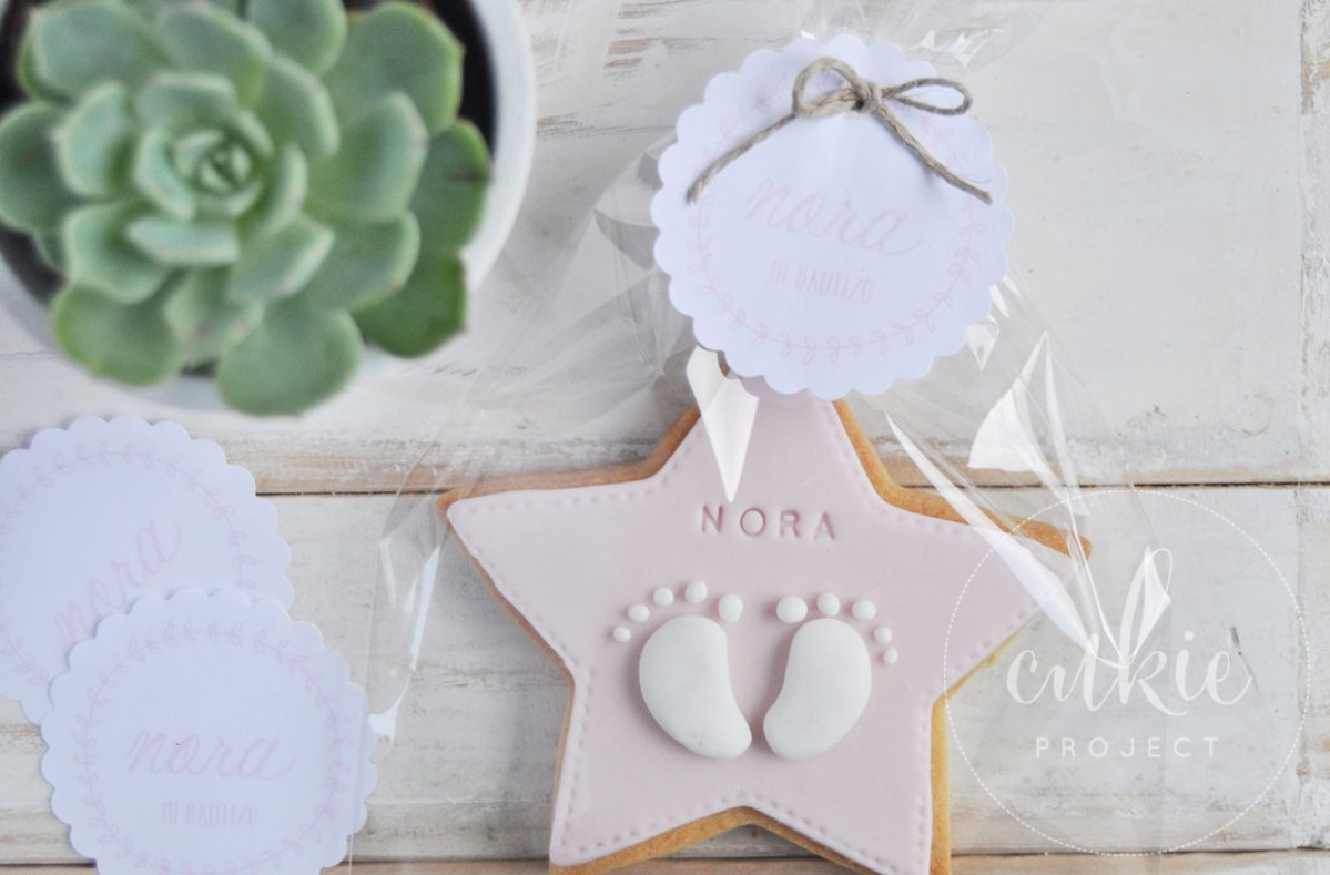 Como Hacer Galletas De Mantequilla Decoradas Galleta Estrella Pies – Cukie Project – Galletas Para