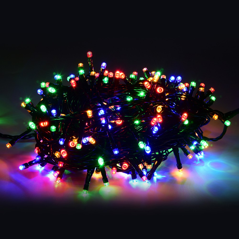 Led Lichterkette Outdoor 30m 200 Led Outdoor Christmas Fairy Lights Warm White