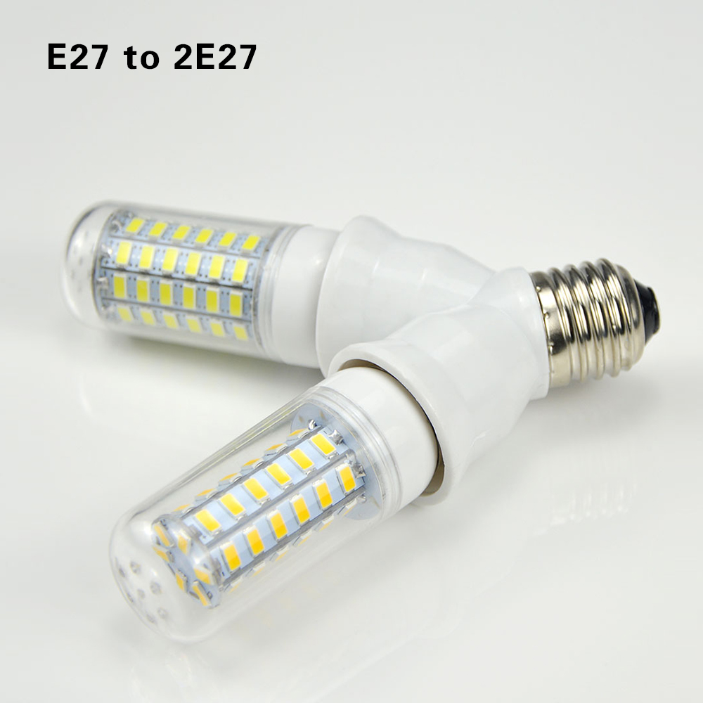 Led 220v 220v 110v E14 E27 B22 Gu10 E12 G9 Led Screw Base Lamp Socket