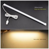 DC 5V USB LED Rigid Bar Light 35 CM Portable Hard Tube LED ...