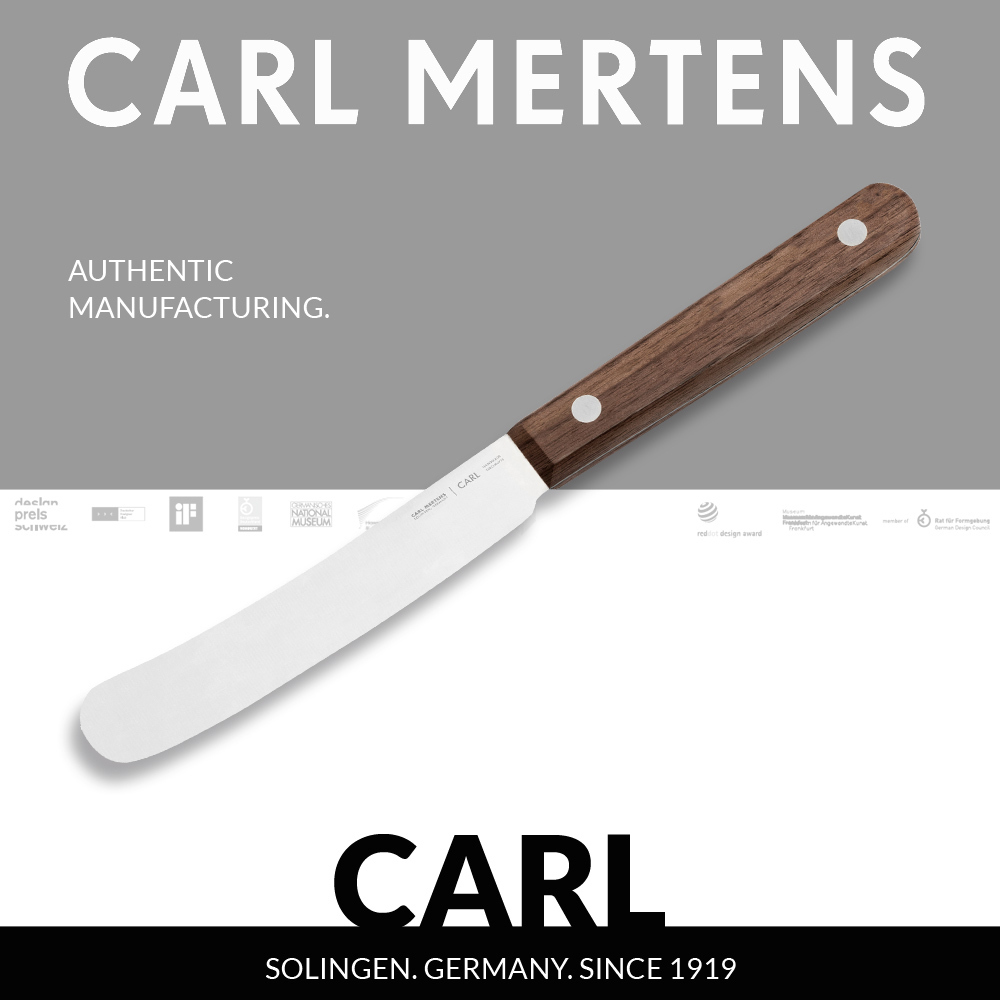 Carl Mertens Carl Breakfast Knife Cookfunky