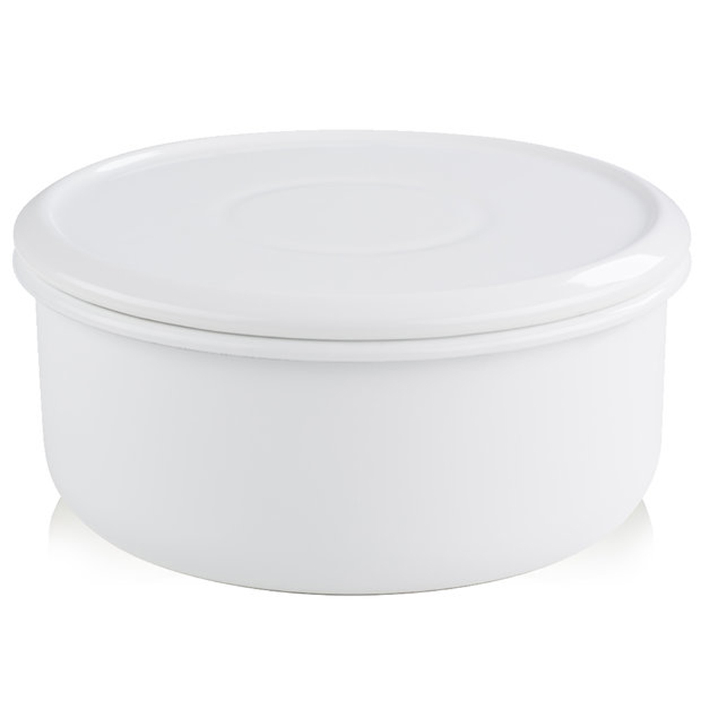 Riess Classic White Bread Biscuit Tin With Lid Cookfunky