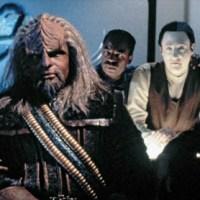 Some 'Star Trek: TNG' Season 7 Bloopers