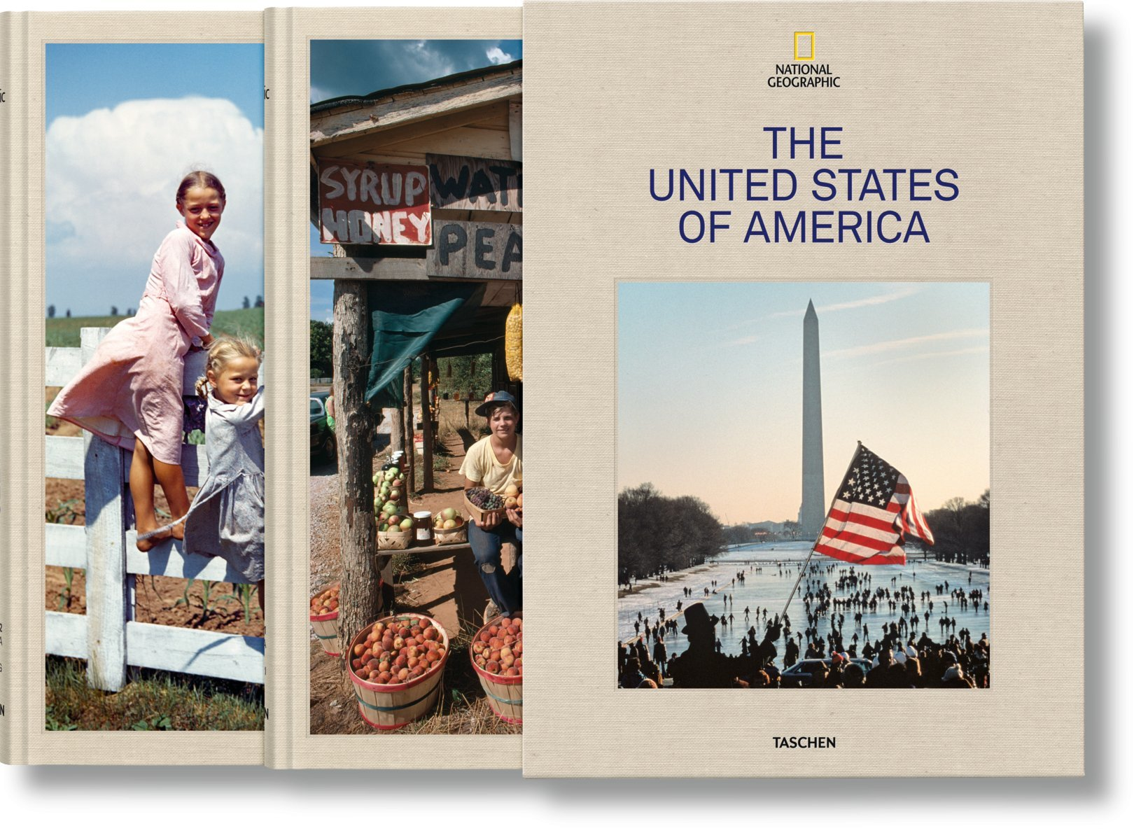 Fotoalbum Gestaltungsideen Fotobuch National Geographic The United States Of