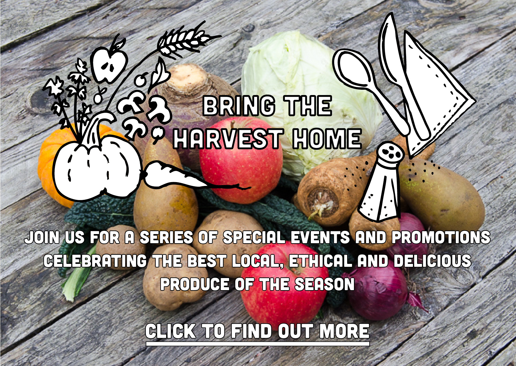 Bring the Harvest Home