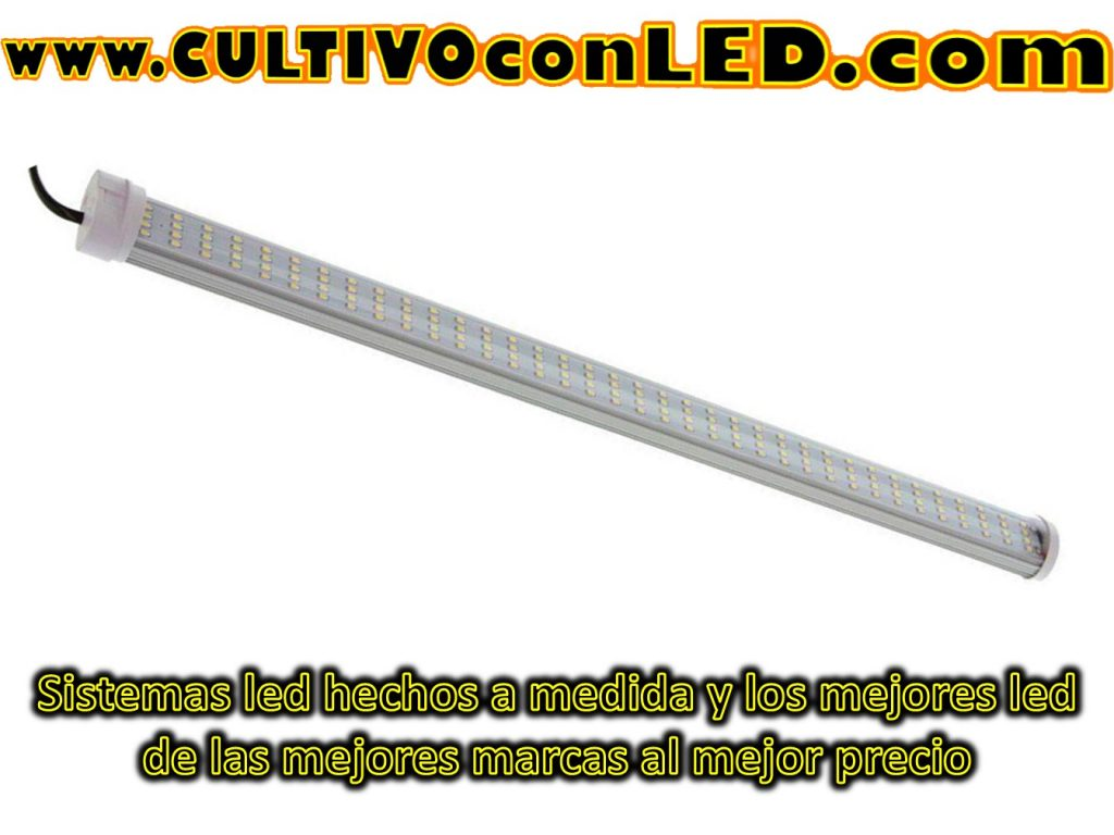 Lamparas Led Cultivo Cannabis Led Tled 42 W Bloom Cultivo Con Led