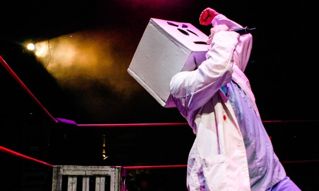 Kaiju Big Battel New York Blackout | Webster Hall | 2/9/08