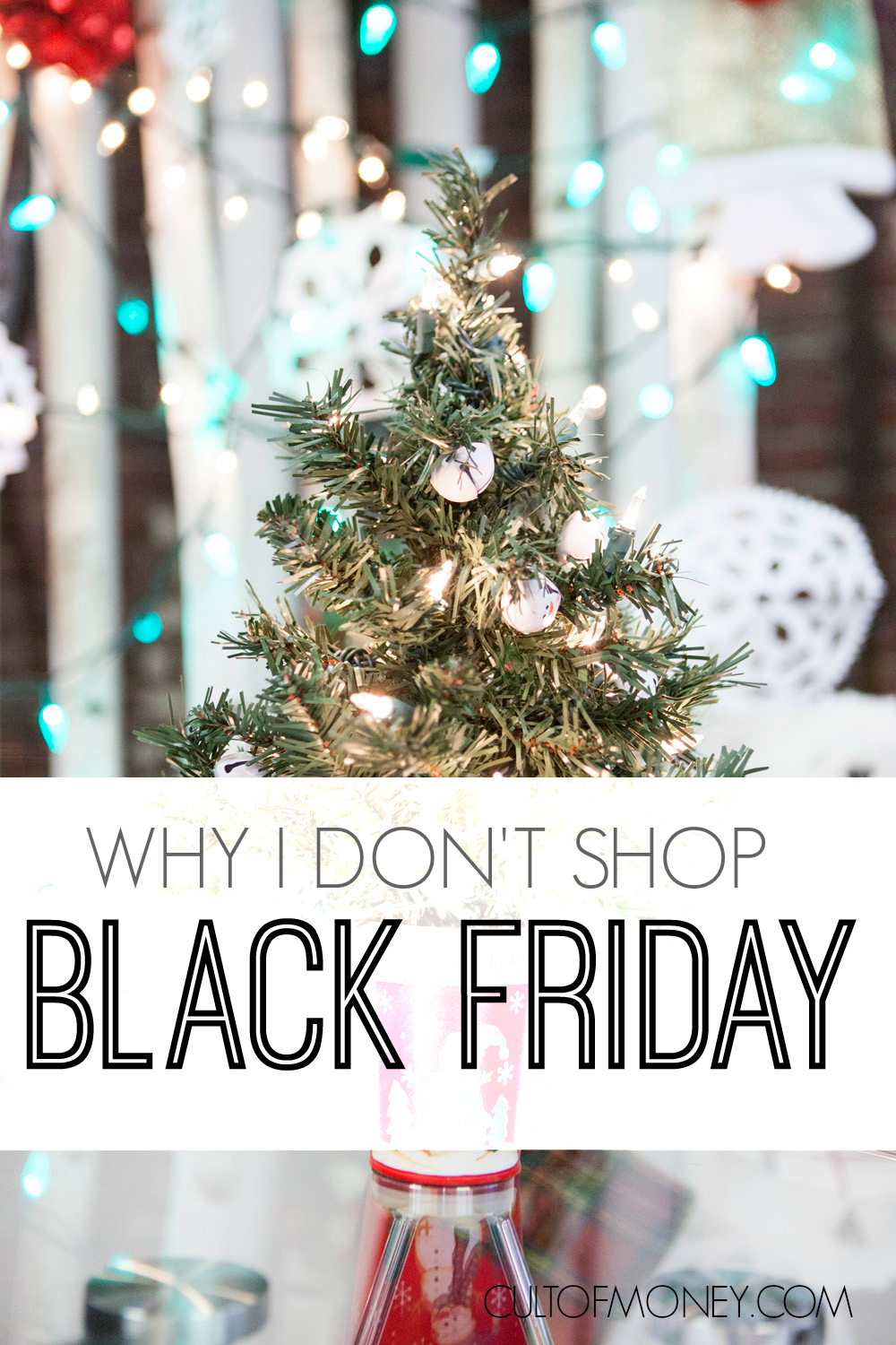 Why I Don T Shop On Black Friday