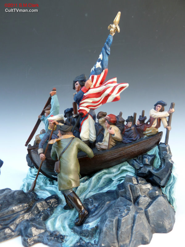 SM Clark\u0027s Washington Crossing the Delaware \u2013 CultTVman\u0027s Fantastic