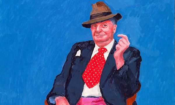 David Hockney in mostra a Londra, fino al 2 ottobre