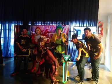 Cultura Geek Argentina Game Show 4
