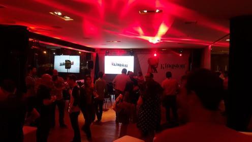 Kingston HyperX evento argentina culturageek.com.ar
