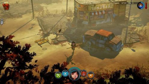 Cultura Geek The Flame in the Flood Review 7