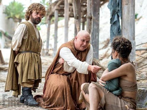 Game of Thrones Tyrion Varis