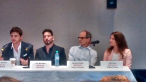 Cultura Geek Netflix Conferencia de Prensa Argentina 3