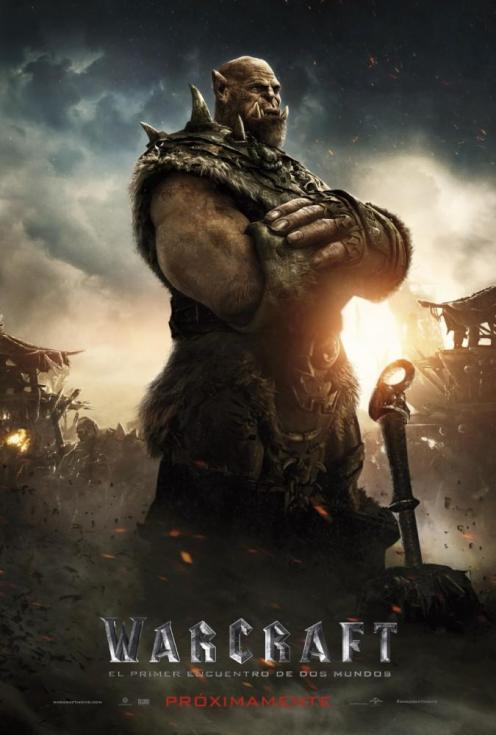 Cultura Geek Warcraft Posters Promocionales 4