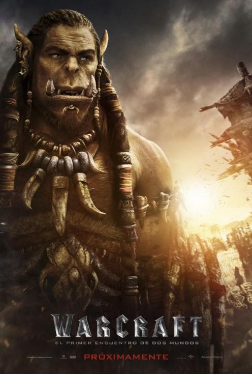 Cultura Geek Warcraft Posters Promocionales 6