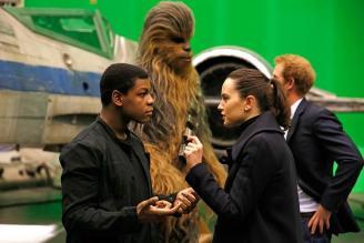 Star Wars episodio 8 harry y william