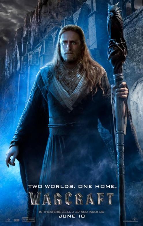 Cultura Geek Warcraft Posters Promocionales 13
