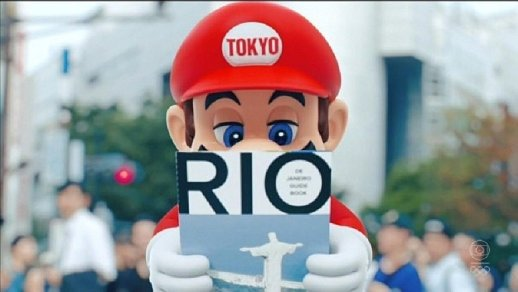 juegos olimpicos tokio 2020 mario bros cultura geek 1