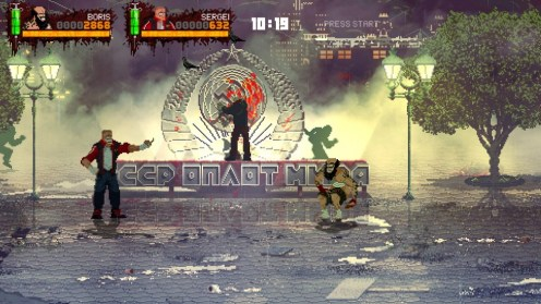 www.culturageek.com.ar Review Mother Russia Bleeds 10