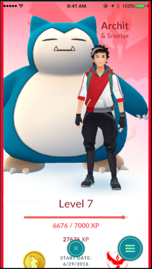 Cultura Geek Pokémon Go Update 3