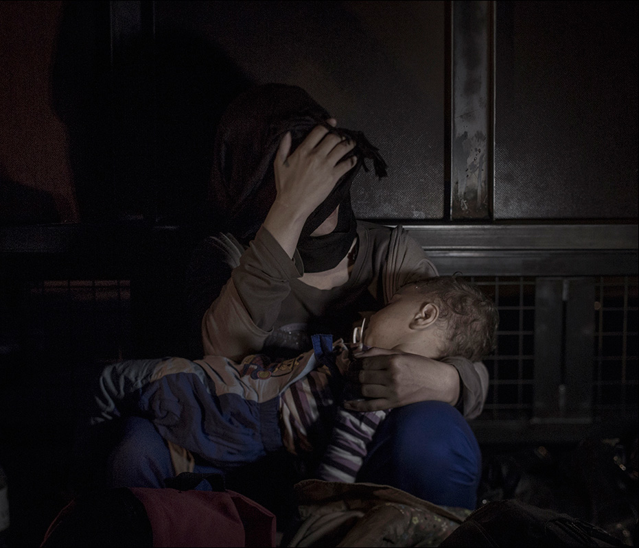 Magnus Wennman World Press Photo Award refugee Syria16