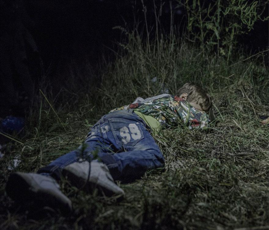 Magnus Wennman World Press Photo Award refugee Syria3