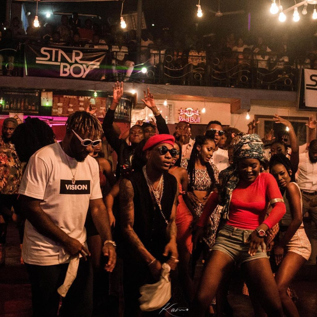 Wizkid Video Wizkid Adds Vip To List Of Artists Sampled On Manya With Mutay
