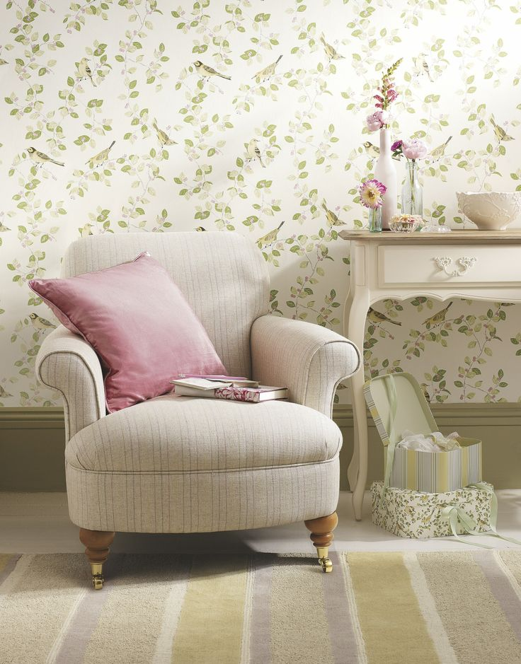 Laura Ashley Sofa Pink 10 Spring Living Rooms