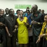 アフリカ版恋チュン「バイバイ、エボラ!」に笑顔と幸せが溢れすぎている!?