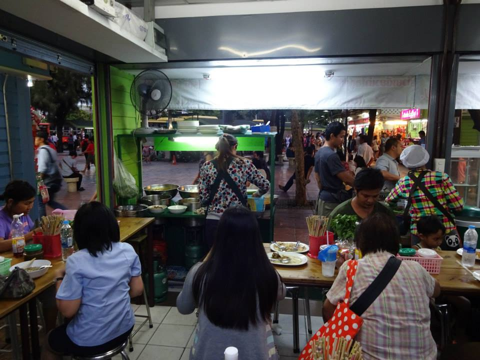 Victory Monument Night Market