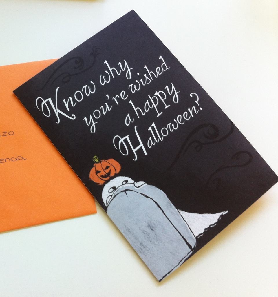 Happy Halloween: Do you know why?
