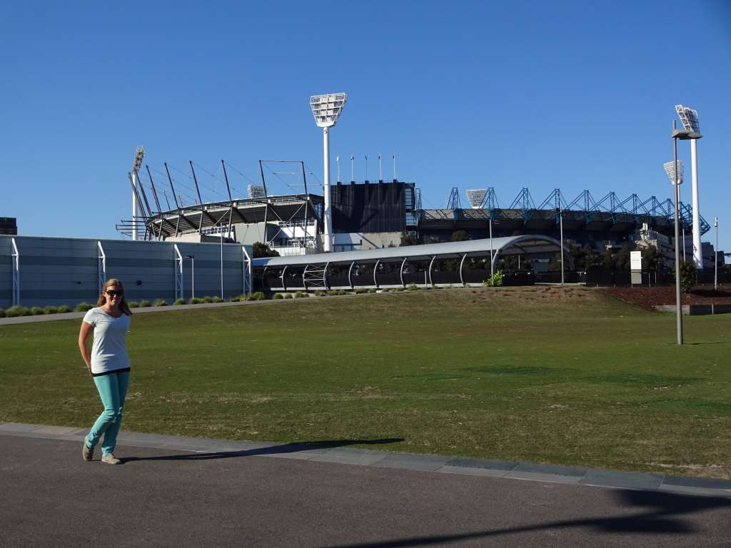 MCG: Melbourne Cricket Ground