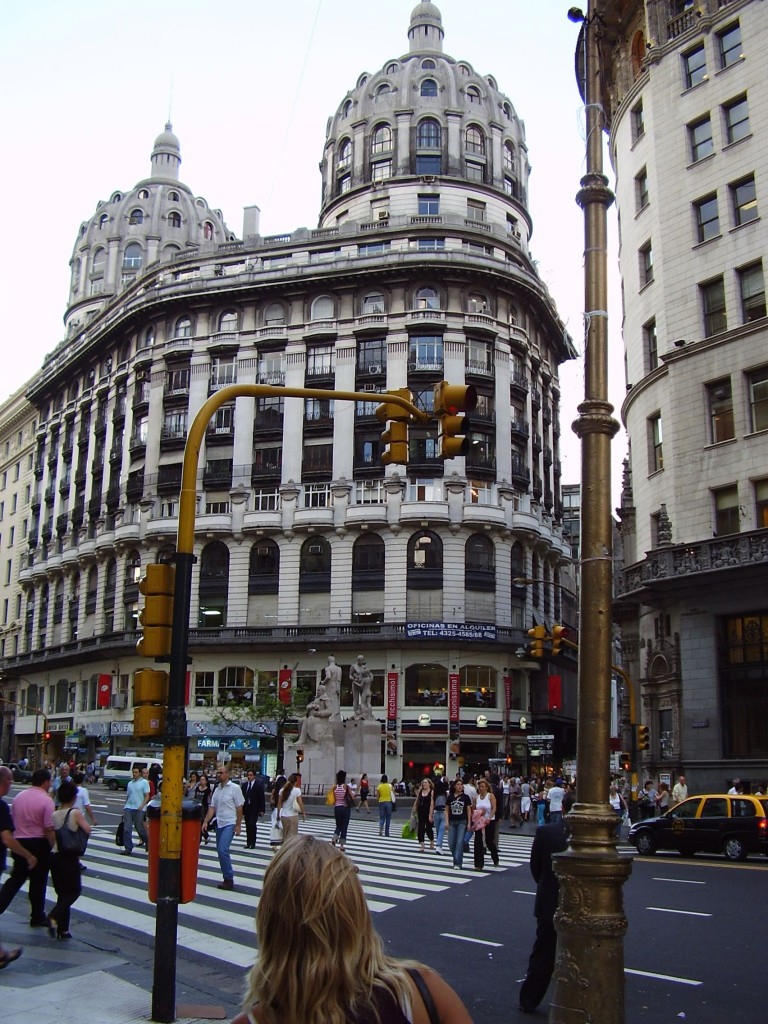 Impressive architecture can be found all around Buenos Aires