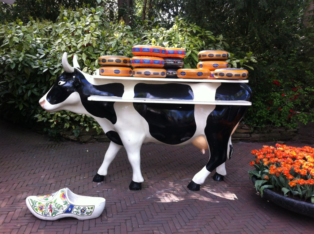 Cows, cheese and clogs in the Netherlands