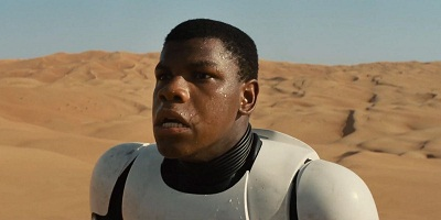 John-Boyega-as-Finn-in-Star-Wars-The-Force-Awakens despertar da força