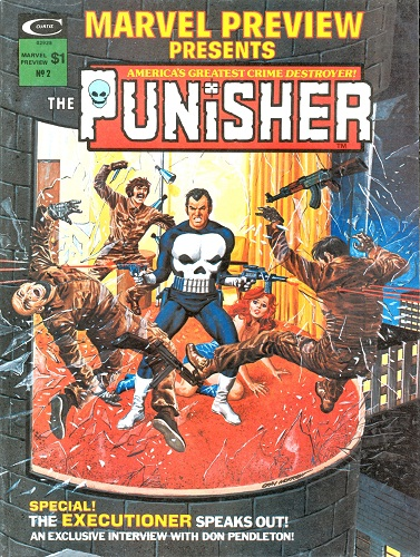 Marvel Preview Presents The Punisher_o Justiceiro