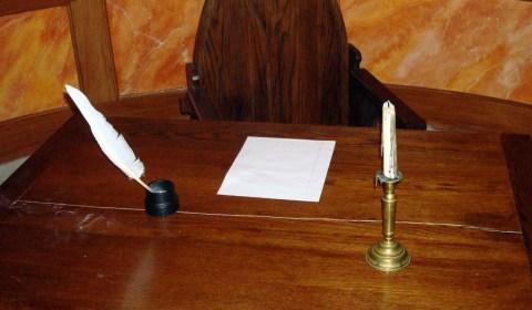 masonic-desk