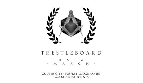 March 2016 Trestleboard